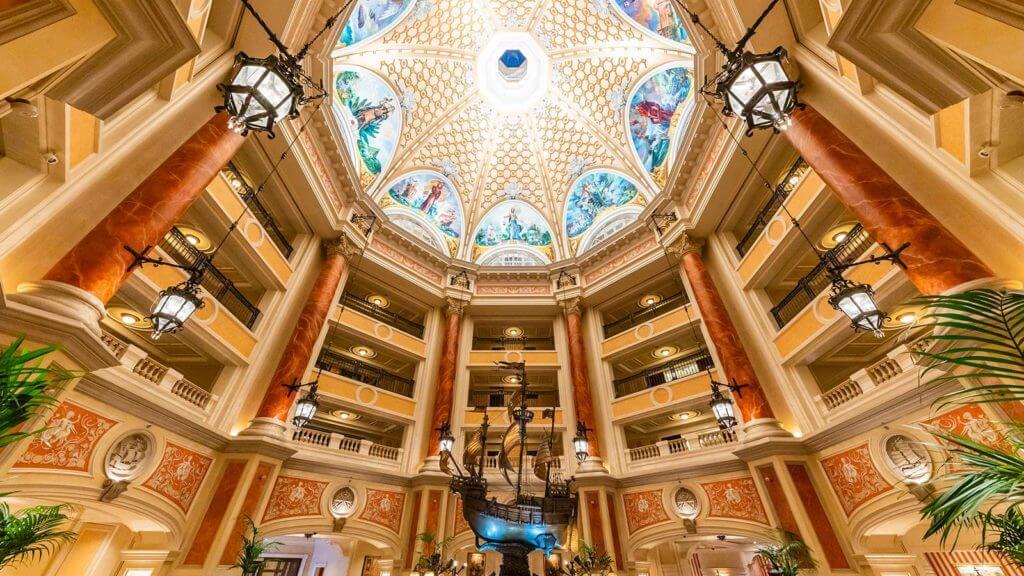 ディズニーホテル 安い時期