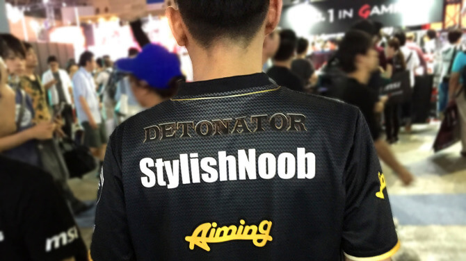 stylishnoob デバイス